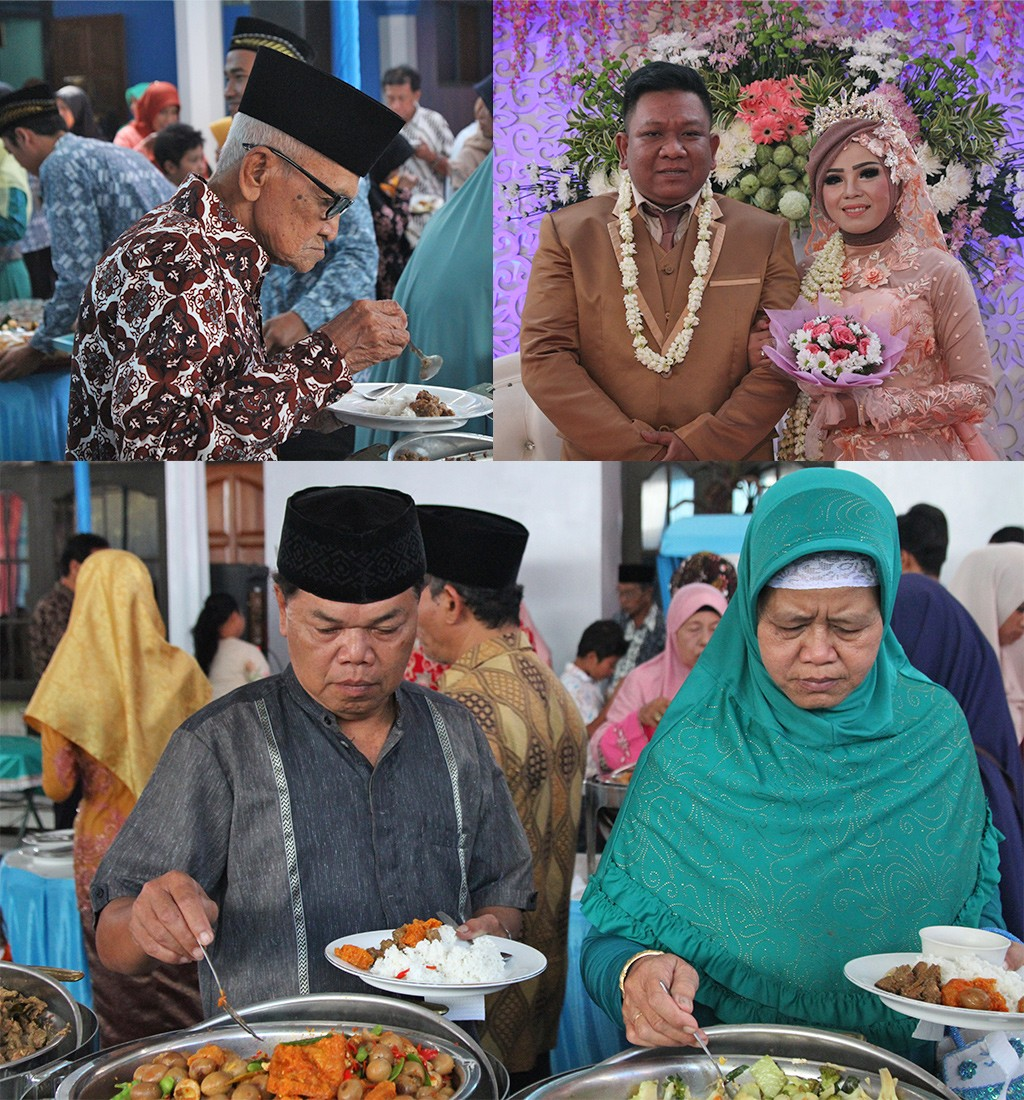 Yogyakarta bruiloft