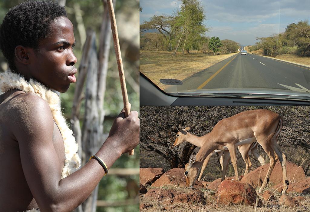Zuid-Afrika route vanaf Johannesburg naar Hazyview