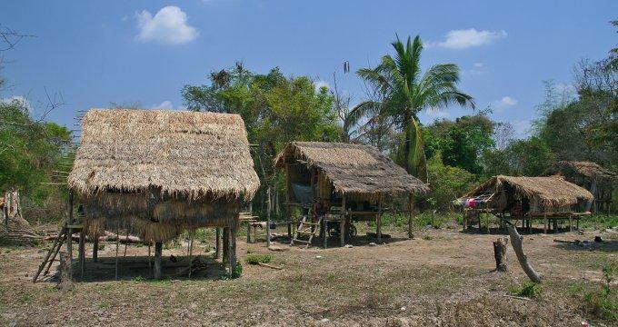 Zuid Laos waar de tijd stil staat