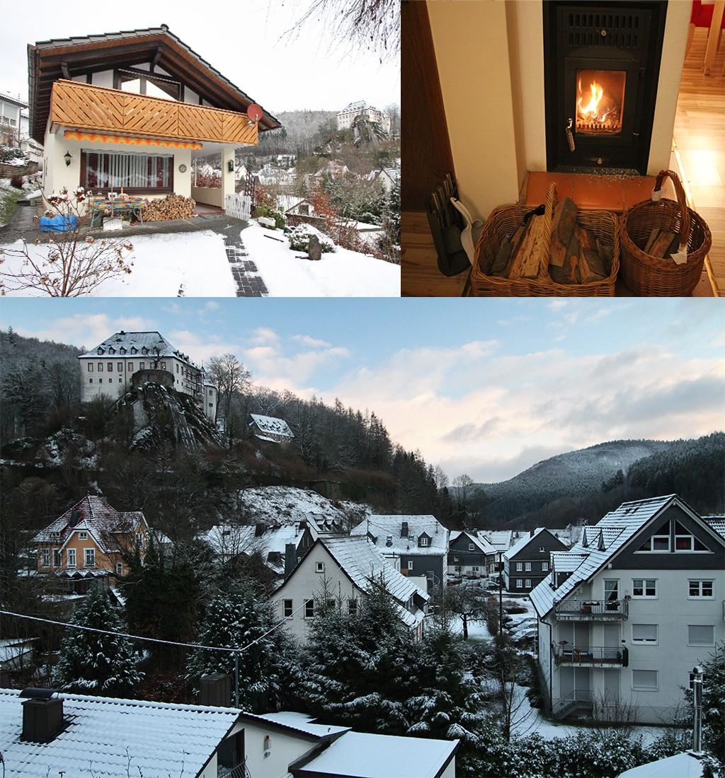 accommodatie Rothaargebirge