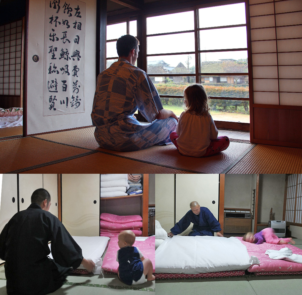 accommodaties Japan met kinderen