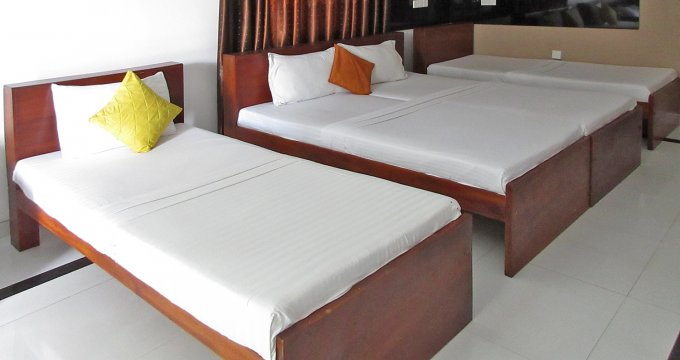 accommodaties Sri Lanka