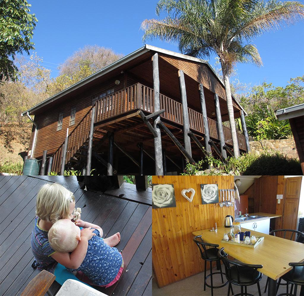 acommodatie Zuid-Afrika met kinderen
