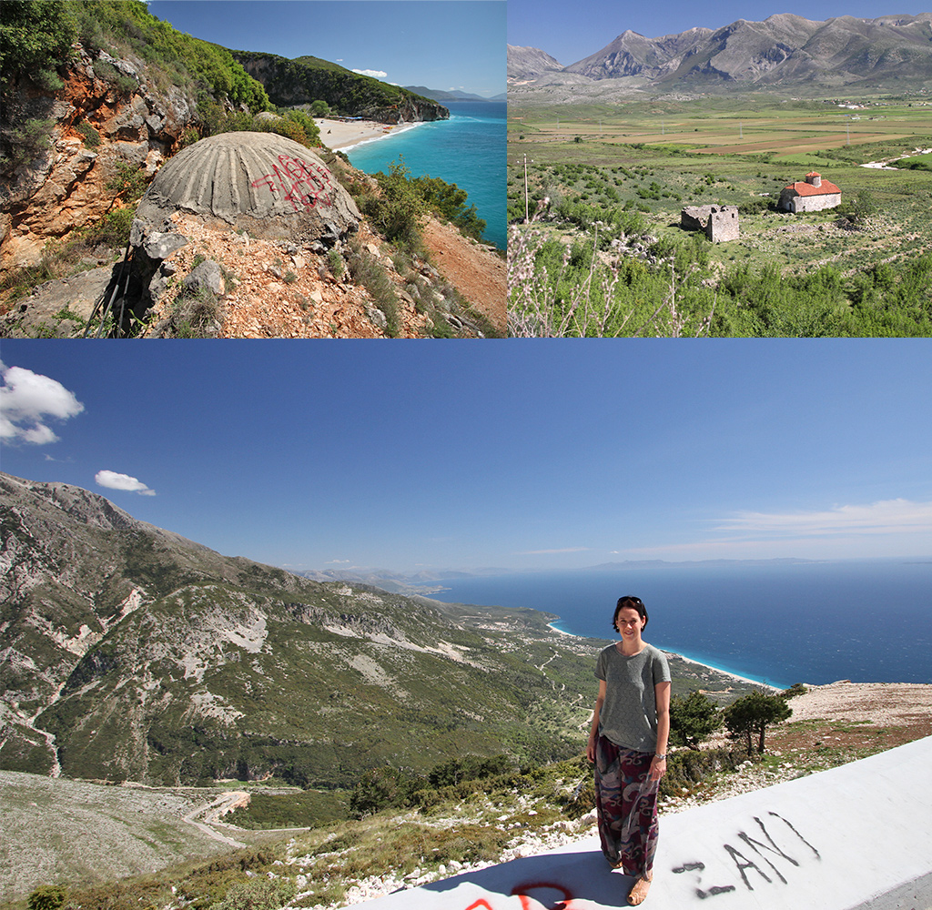 afwisselende route Albanië rondreis