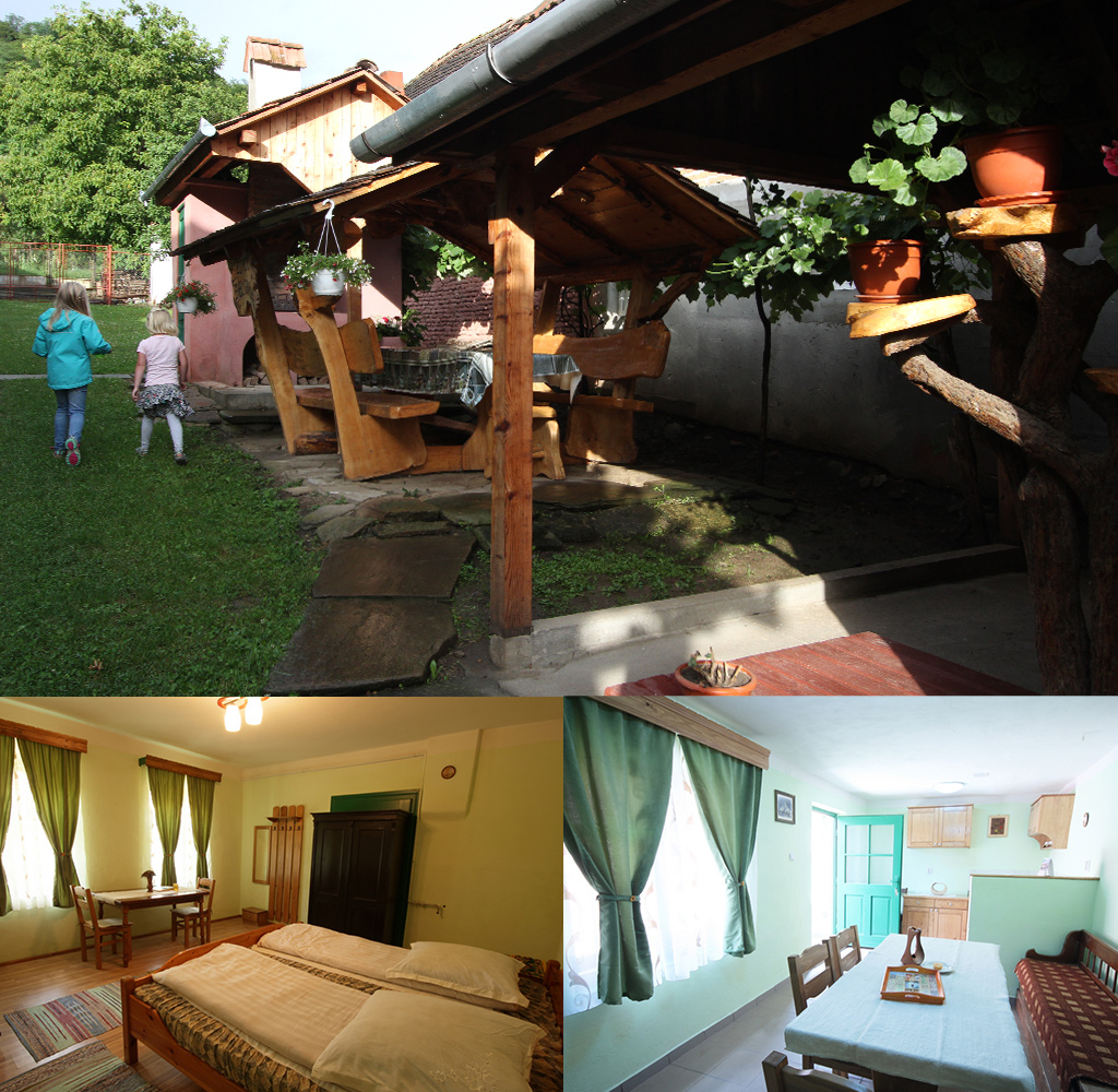 authentieke homestay Transsylvanië