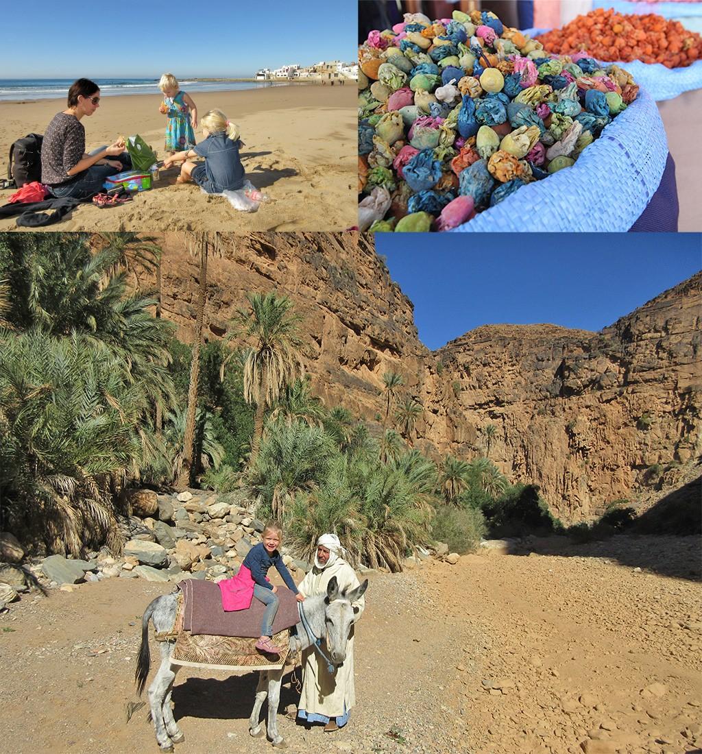 avontuurlijke reizen met kinderen - Marokko