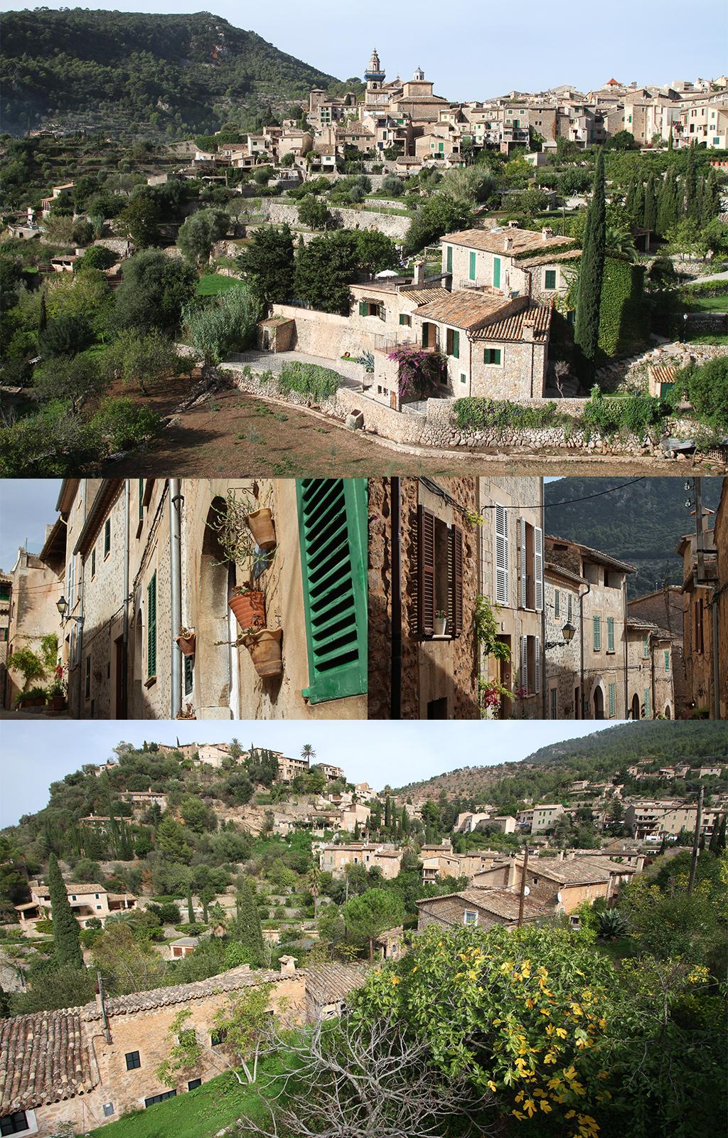 bergdorpjes Mallorca