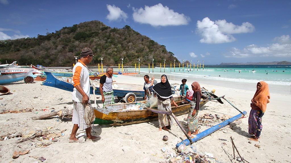 betere reisfoto's door originaliteit op Lombok