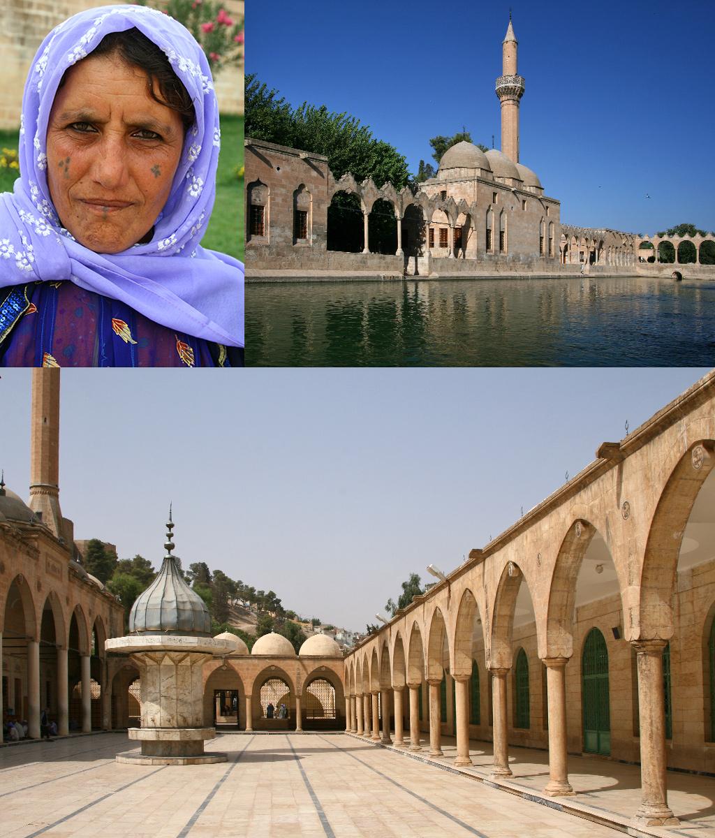 bezienswaardigheden Oost-Turkije Sanliurfa