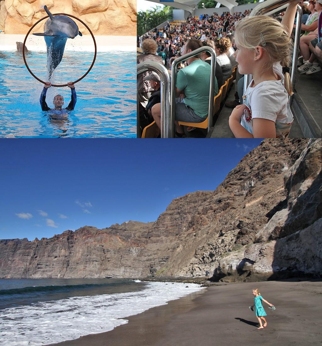 bezienswaardigheden Tenerife met kinderen