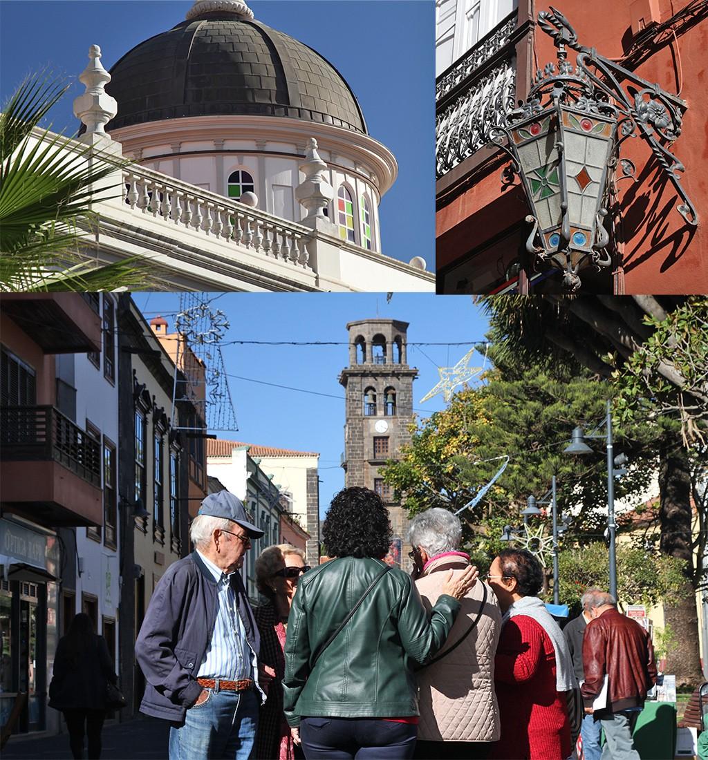 bezienswaardigheden Tenerife - kleurrijke stadjes