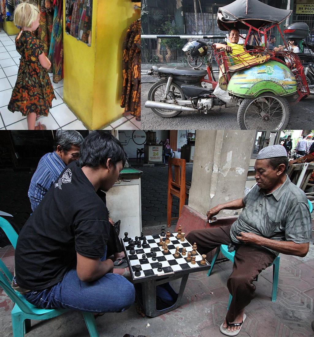bezienswaardigheden Yogyakarta - Malioboro