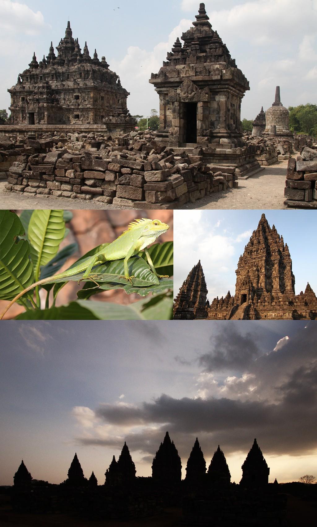 bezienswaardigheden Yogyakarta - Prambanan