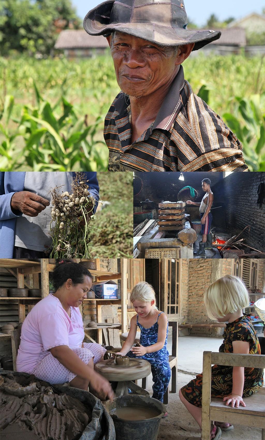 bezienswaardigheden Yogyakarta - dagtrip rond de stad