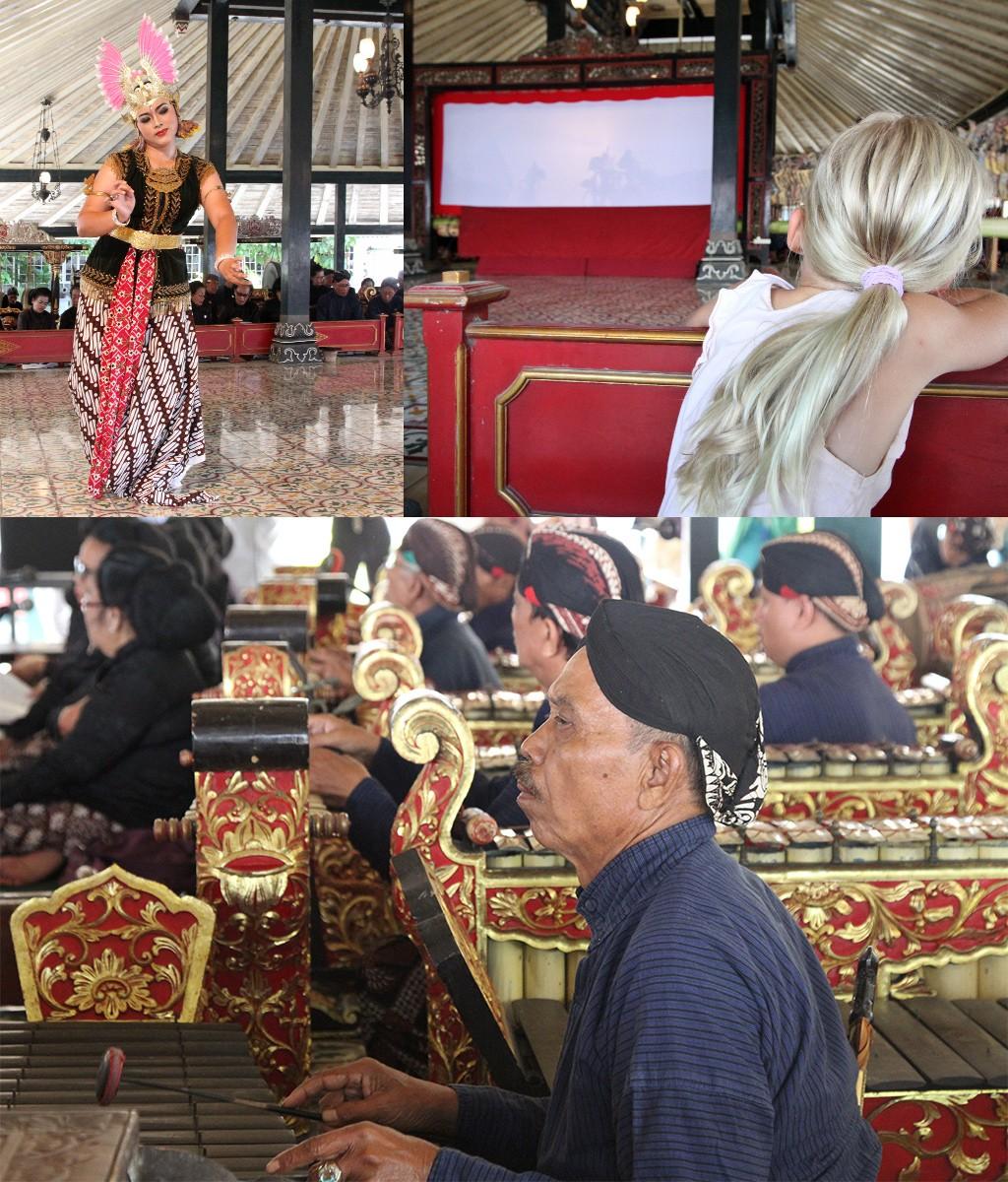 bezienswaardigheden Yogyakarta voorstellingen Kraton