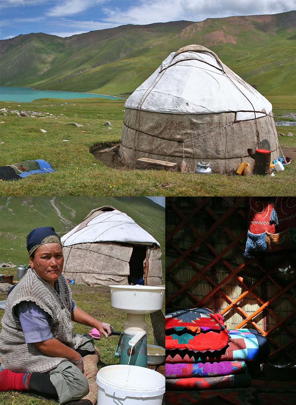 bijzondere homestay in Kyrgyzstan