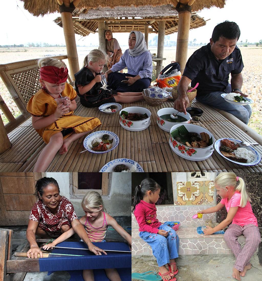 bijzondere ontmoetingen Lombok