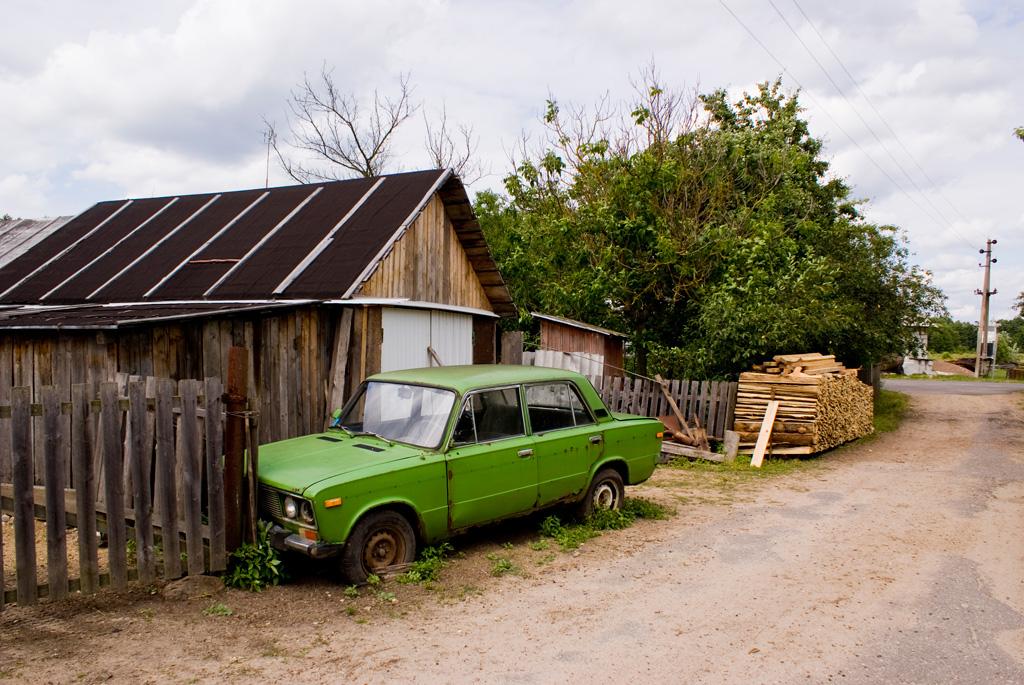 bizarre bezienswaardigheden Wit-Rusland