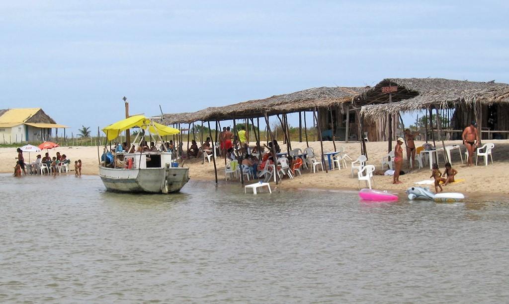 boottocht Brazlilië lokale restaurants
