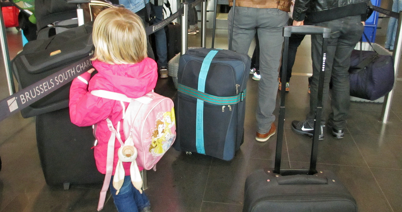 budget vliegvakantie met gezin