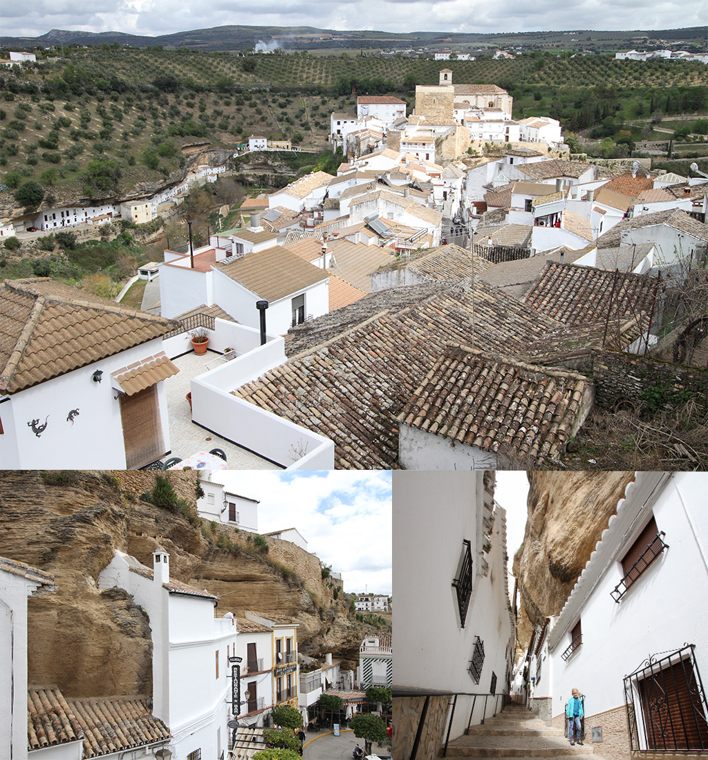 charmantste witte dorpjes van Andalusië - Sentenil de las Bodegas