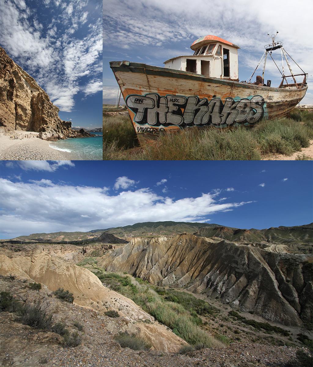 de onontdekte parels van Andalusië - Almería