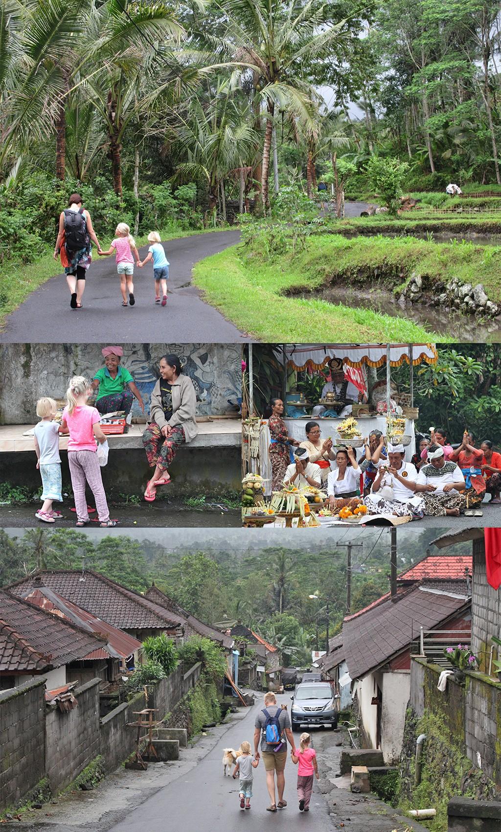 doen homestay Sidemen Bali