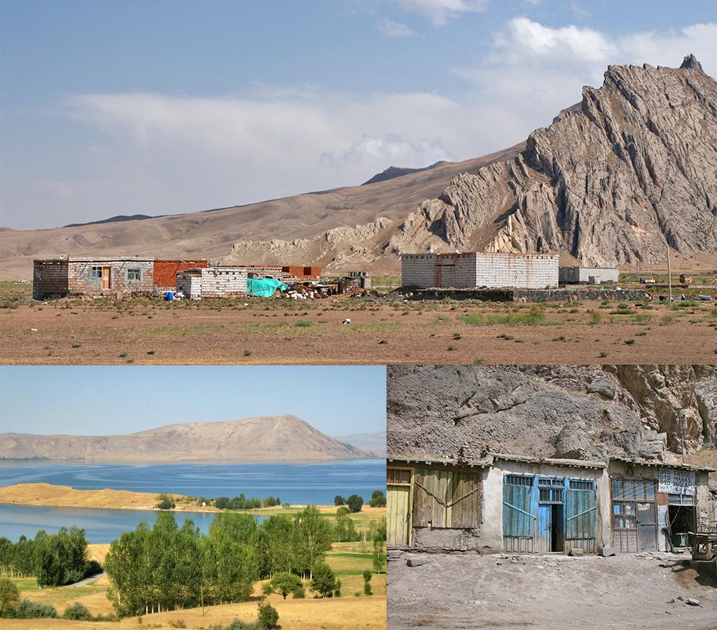 door Koerdistan op weg naar Van