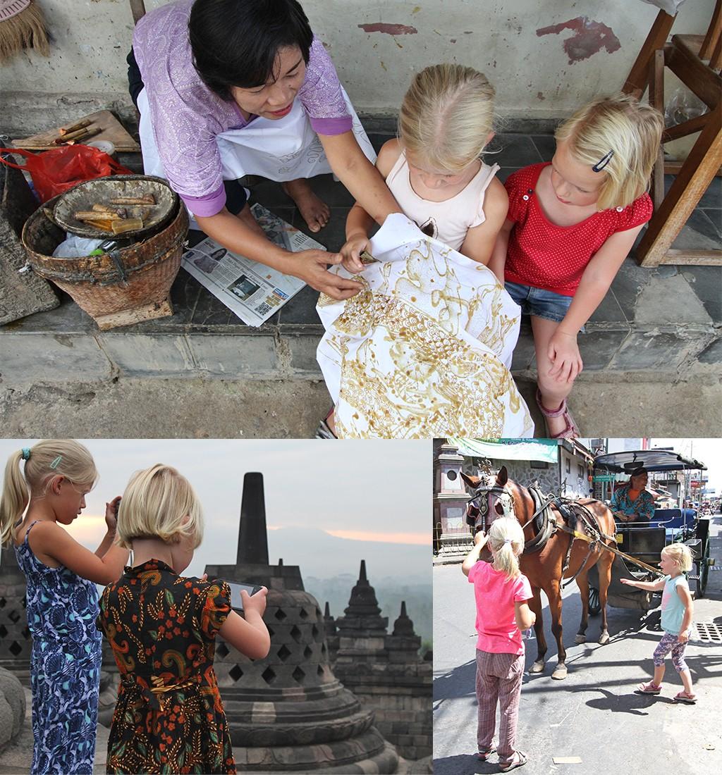 eerste aardbeving Indonesië maakt weinig indruk