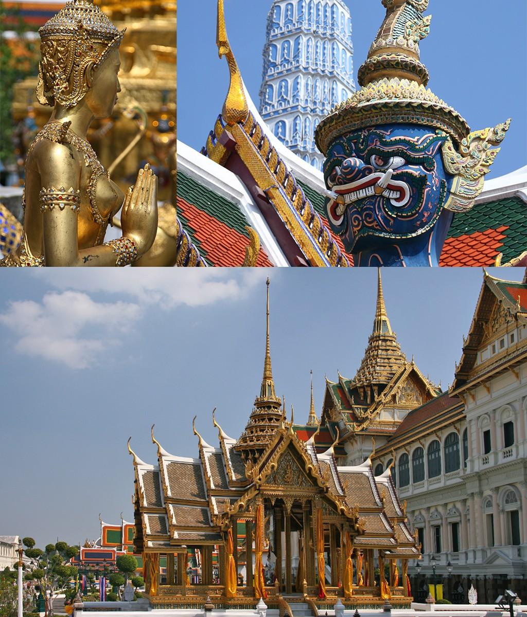 eerste keer Bangkok - Grand Palace