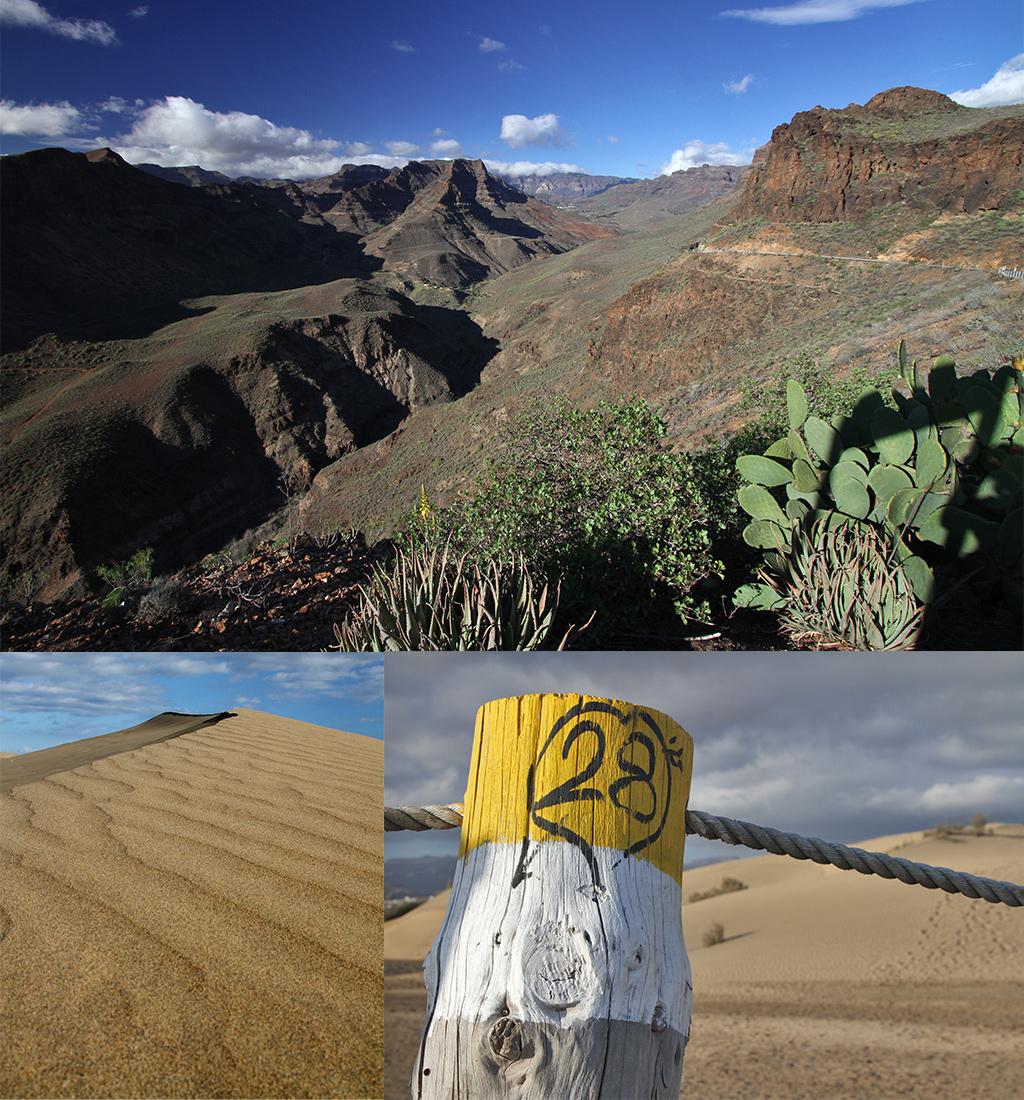 eilandhoppen Canarische eilanden - Gran Canaria
