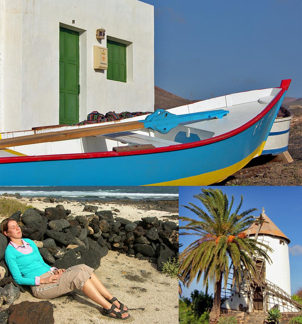 eilandhoppen Canarische eilanden - Lanzarote