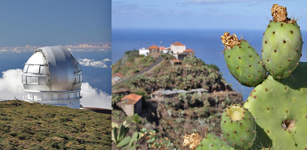 eilandhoppen Canarische eilanden zee altijd dichtbij