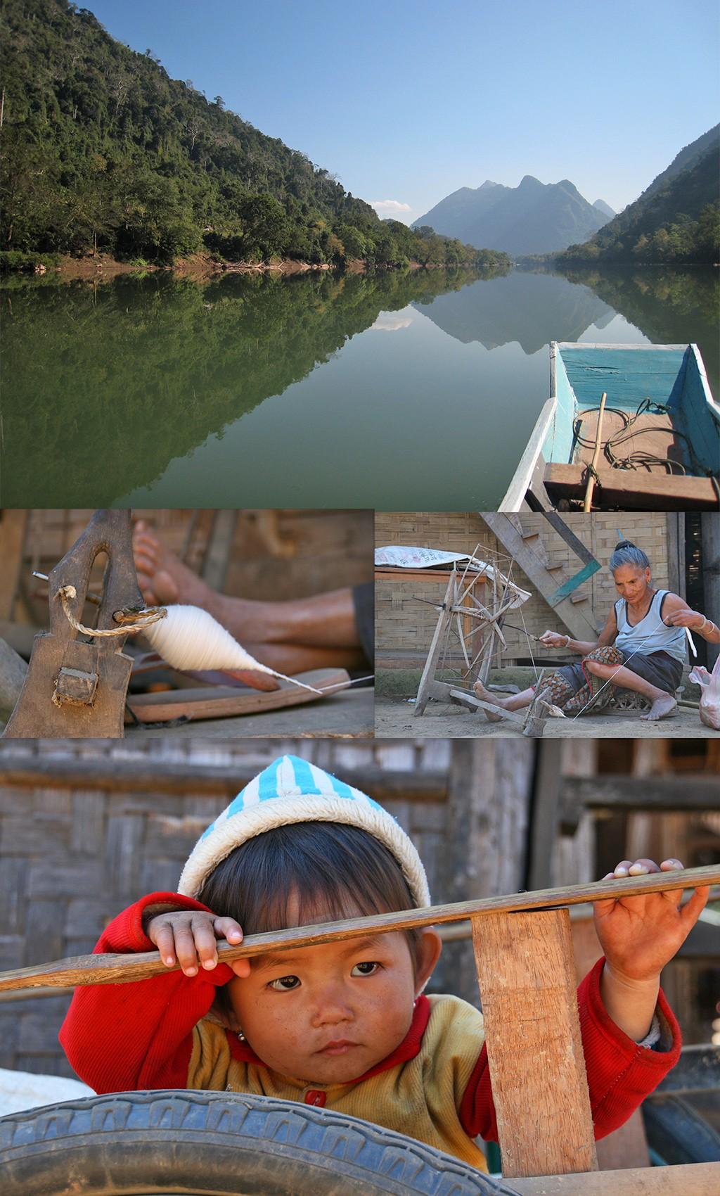 excursie Muang Ngoi Neua