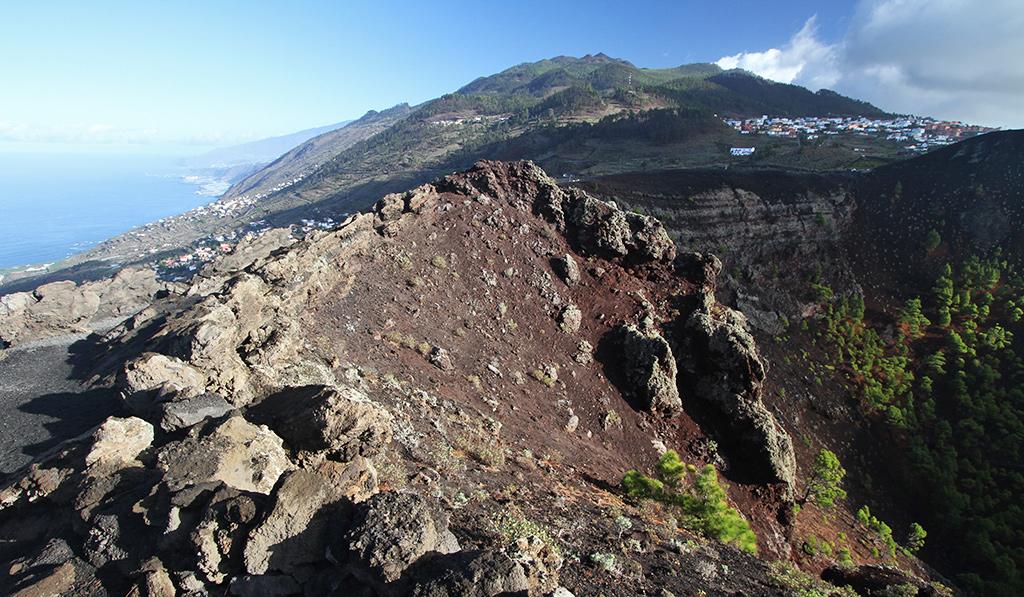 fotogenieke plekken Canarische eilanden - San Antonio La Palma