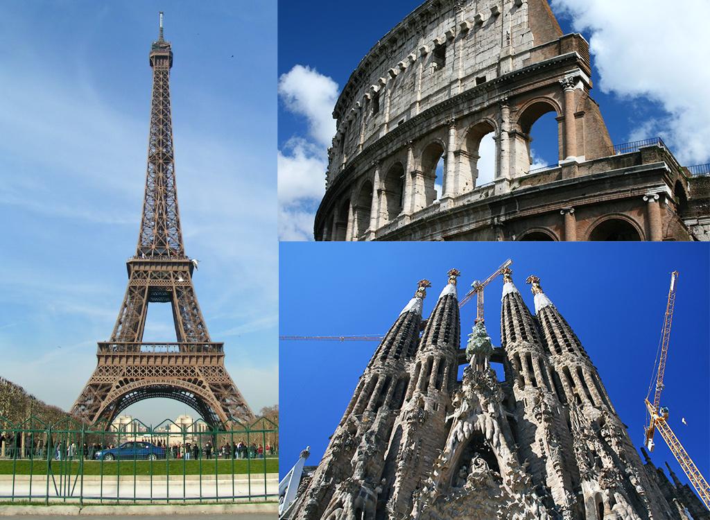 geld en tijd besparen op reis in grote, bekende steden