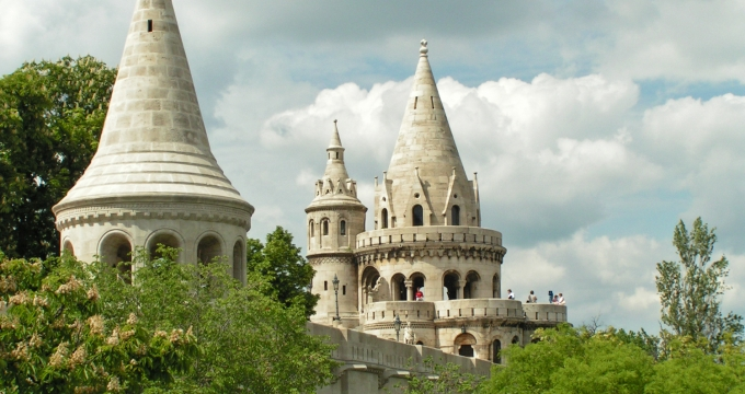 goedkope citytrip Boedapest