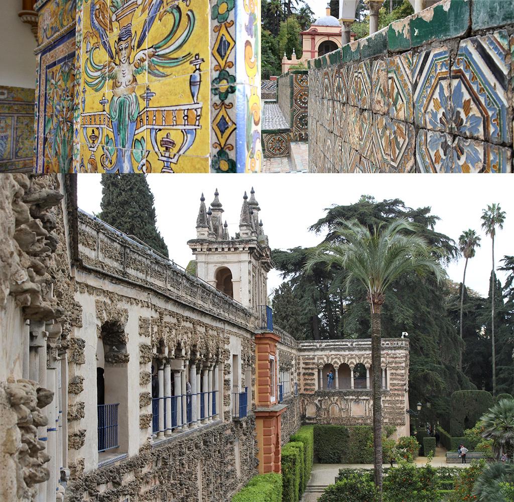 gratis zien en doen in Sevilla - Alcázar