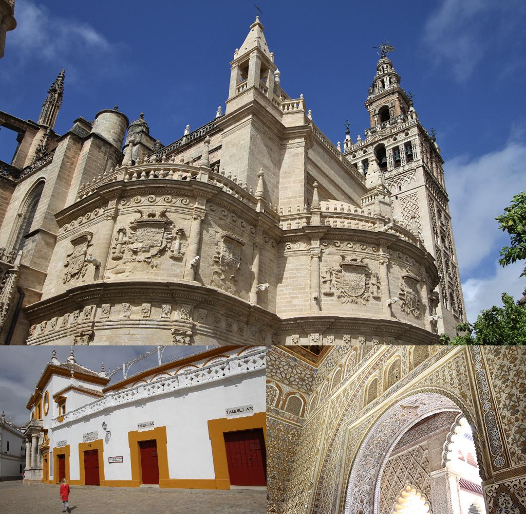 gratis zien en doen in Sevilla highlights