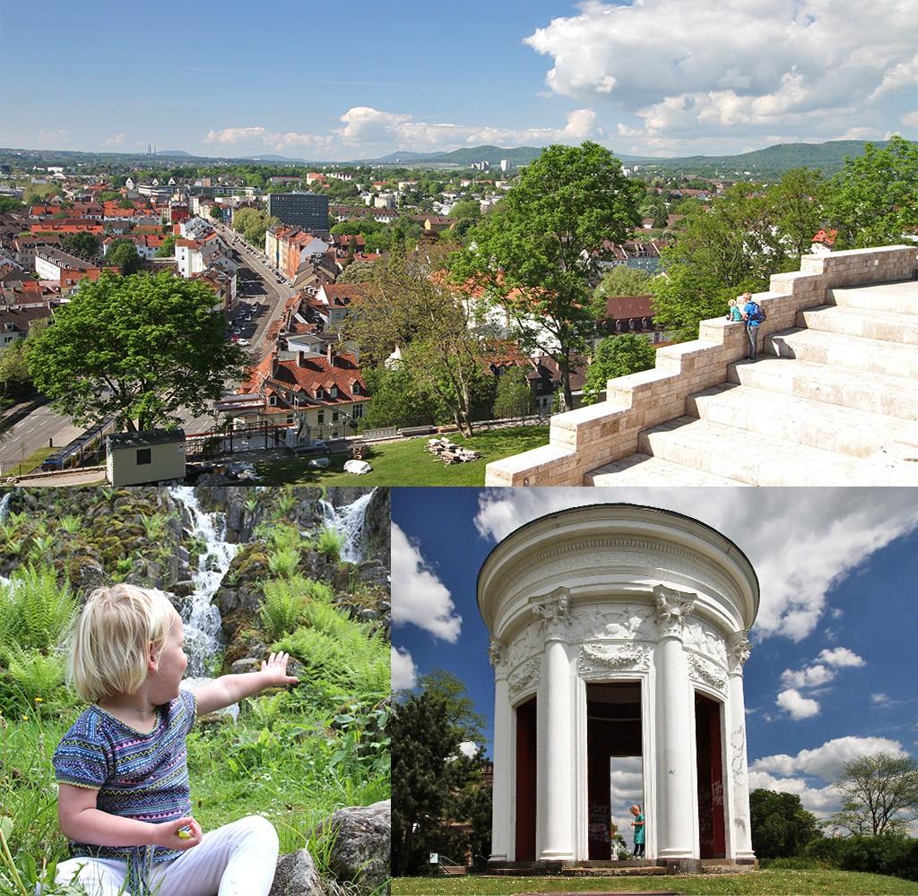 groen en ruim Kassel - perfect voor stedentrip met gezin