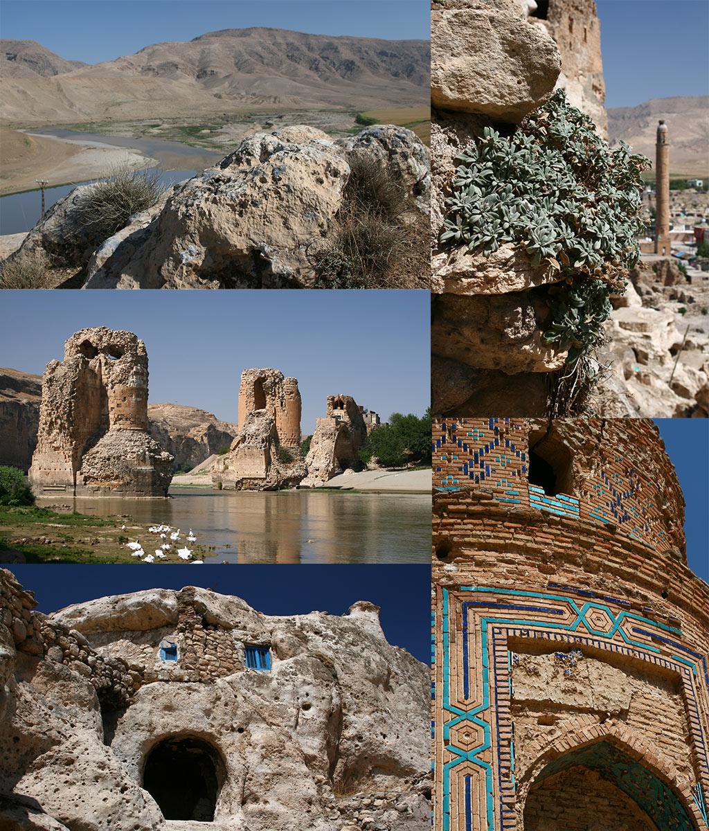 Hasankeyf Oost-Turkije