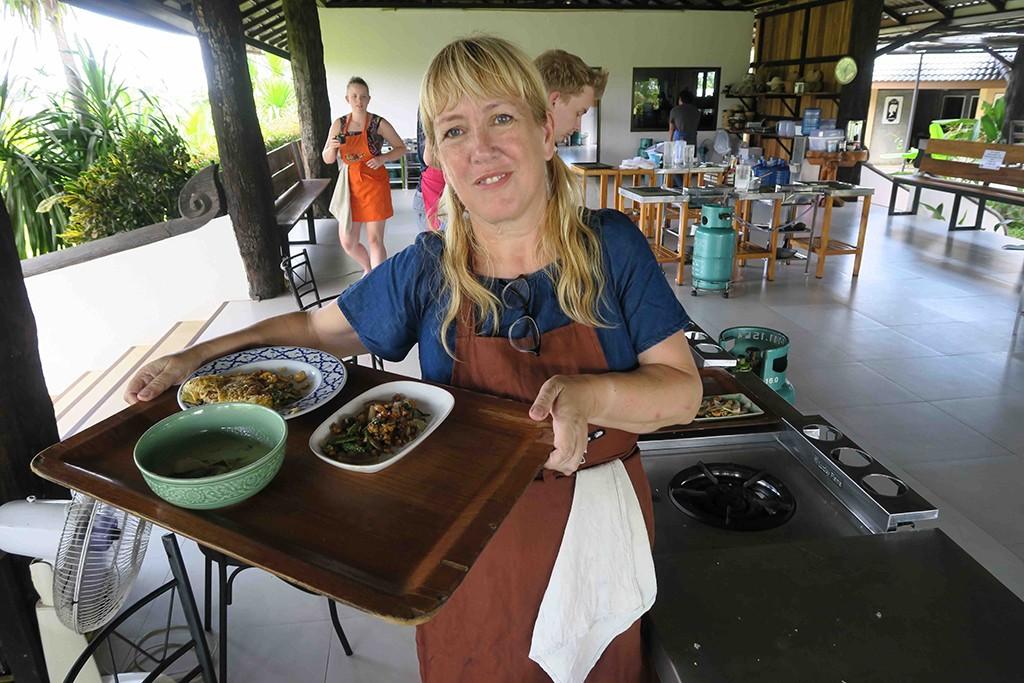 het lekkerste eten ter wereld in Thailand