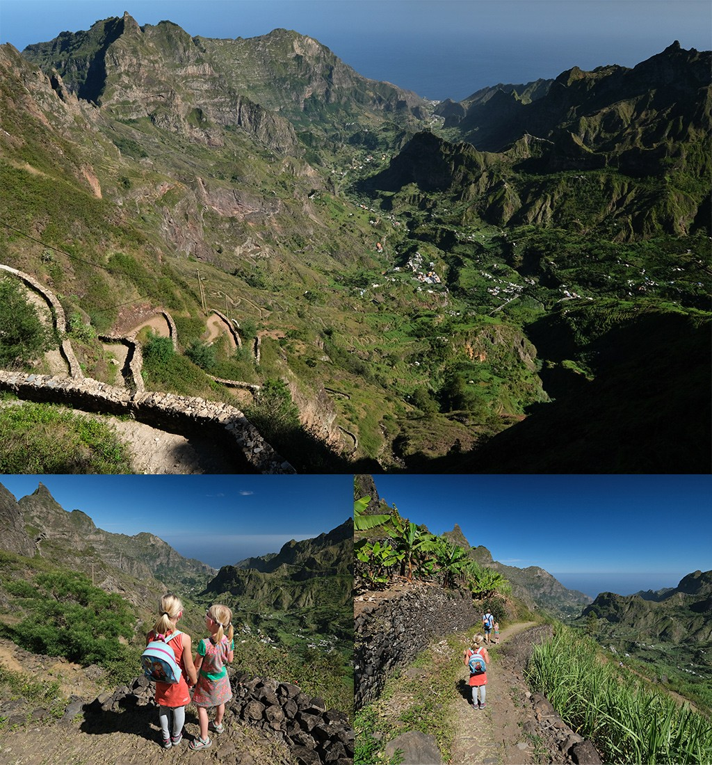 hike Paúl valley Santo Antao