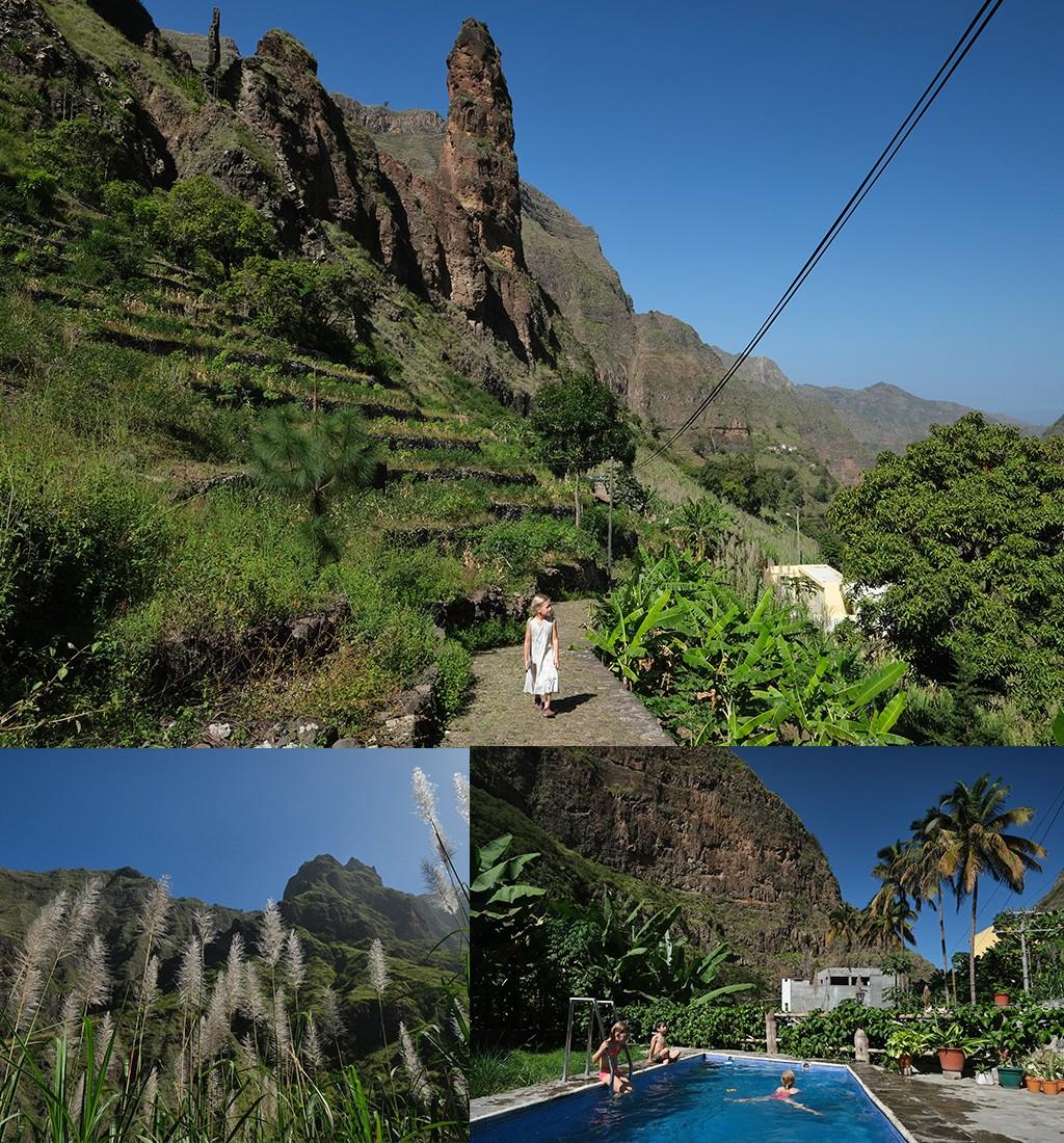 hike Xoxo en zwembad Melicia