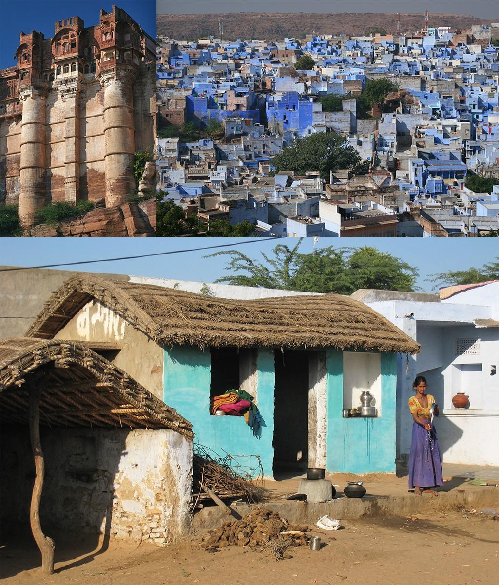 huwelijksaanzoek Jodhpur en terug naar Pushkar