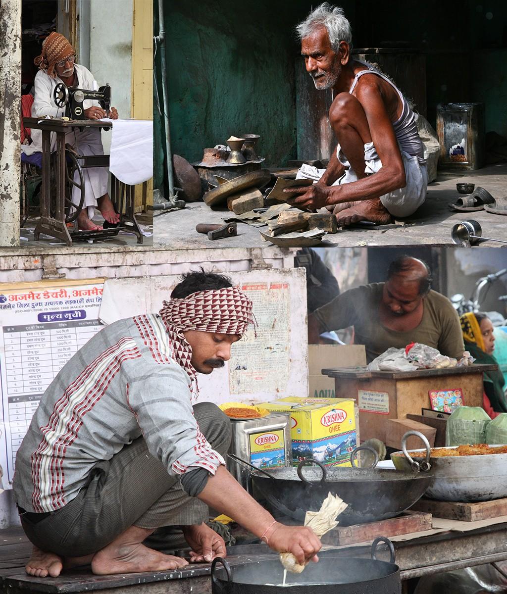 in India kan alles gerepareerd worden