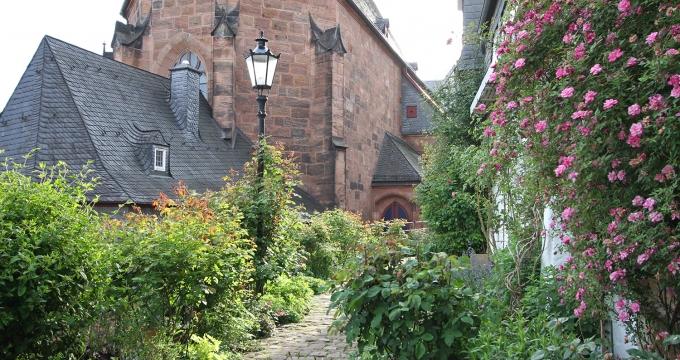 in Marburg komen de Middeleeuwen tot leven