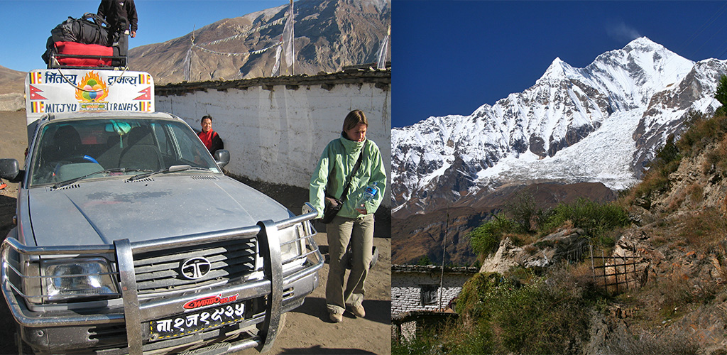 jeep Jomsom Trek