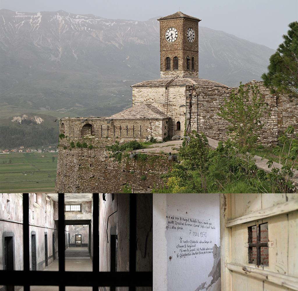 kasteel Gjirokastër