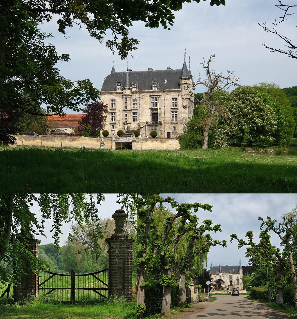 kasteel Schaloen Valkenburg